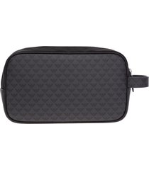 emporio armani camera toiletry bag