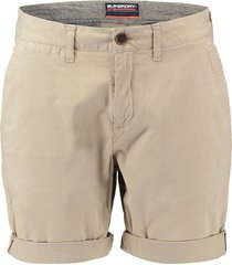 korte chino broek international zand