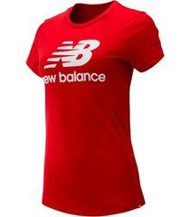 t-shirt korte mouw new balance -