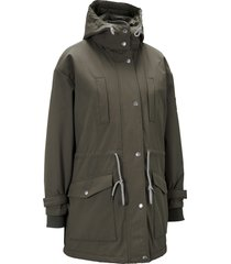 parka funzionale trendy 2 in 1 (verde) - bpc bonprix collection