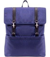"""mcklein element, 15"""" flap over laptop backpack"""