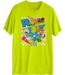 men's 1991 rugrats short sleeve graphic t-shirt