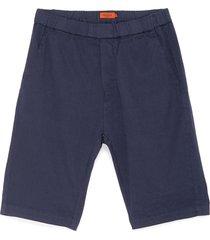 'argo rubio' elastic waistband shorts