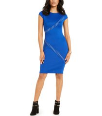 thalia sodi studded scuba dress, created for macy's