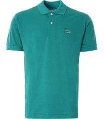 lacoste classic fit l.12.12 polo shirt | vert | l1212-f5t