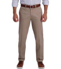 haggar men's premium comfort classic-fit stretch dress pants