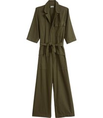 barto jumpsuit in olive