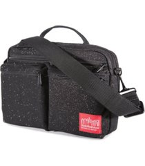 manhattan portage albany midnight shoulder bag