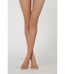 calzedonia 20 denier ultra comfort sheer tights woman nude size 1
