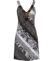 abito in maglina (nero) - bodyflirt boutique
