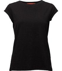 basic tee t-shirts & tops short-sleeved svart coster copenhagen