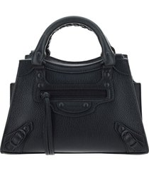 borsa donna a mano shopping in in pelle neo classic city min