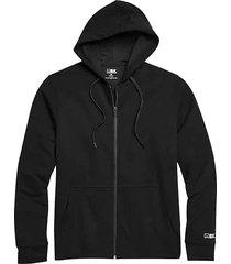 msx by michael strahan men's modern fit full-zip hoodie - size: large
