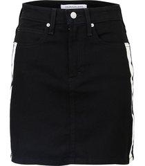 mini skirt high rise