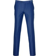 nils memorable moments pantalon - blauw