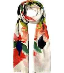 natori blossom scarf, women's, pink natori