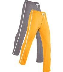 pantaloni in felpa livello 1 (pacco da 2) () - bpc bonprix collection