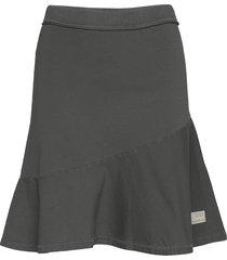 sweep away skirt kort kjol svart odd molly