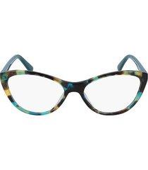 armação para óculos de grau calvin klein tartaruga