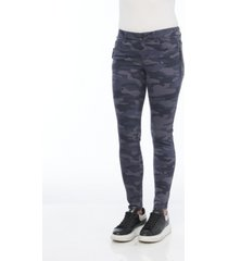 democracy women's mid-rise ab solution side zip jegging