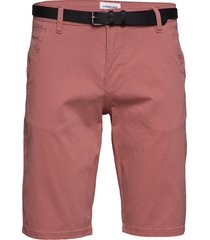 classic chino shorts w. belt shorts chinos shorts rosa lindbergh