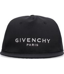 givenchy baseball cap with embroidered logo