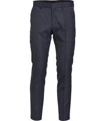 tord kostuumbroek formele broek blauw tiger of sweden