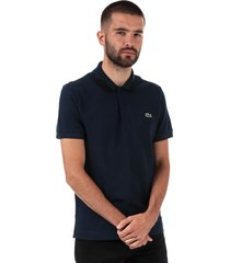 mens regular fit stretch pima piqué polo shirt