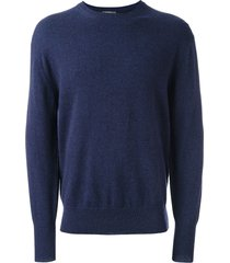 n.peal 'the oxford' pullover - blue