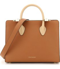 strathberry the strathberry midi tote multitone bag