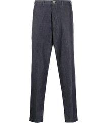 pt01 larry pants chambray