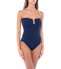 bikini affair one-piece swimsuits