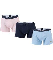 mens nathan 3 pack boxer shorts