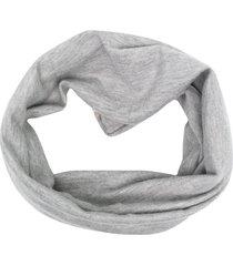 extreme cashmere mélange effect cashmere-blend scarf - grey