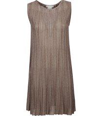 fabiana filippi glitter applique sleeveless short dress