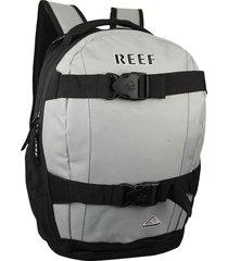 mochila gris reef