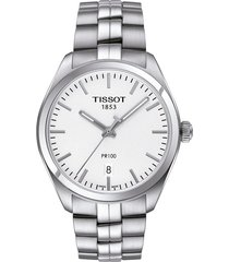 reloj tissot pr 100 t101.410.11.031.00 mujer
