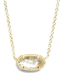 women's kendra scott elisa birthstone pendant necklace