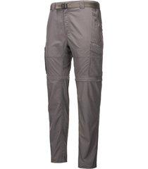 pantalon hombre just-go mix-2 q-dry cargo pant grafito lippi