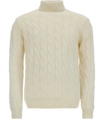 lardini turtleneck sweater