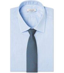 cravatta su misura, lanieri, madrid marrone, quattro stagioni