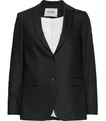 mary night blazer blazers casual blazers svart mos mosh