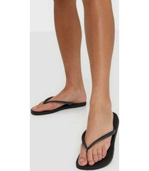 havaianas slim flip-flops svart