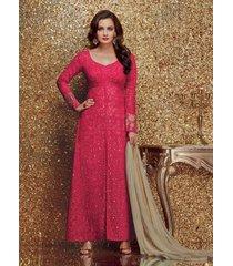 new designer anarkali salwar kameez bollywood salwar suit indian pakistani dress