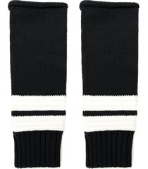 andrea bogosian ruppert fingerless gloves - black