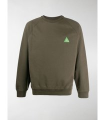 gr-uniforma raglan-sleeved sweatshirt