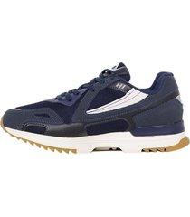 zapatilla azul fila fore jogger hombre 38 19164 azul