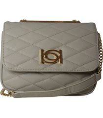 bebe abigail flap small shoulder bag