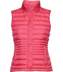 o1. light down vest vest roze gant