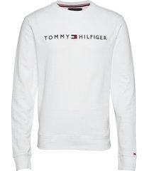 track top ls hwk sweat-shirt trui wit tommy hilfiger